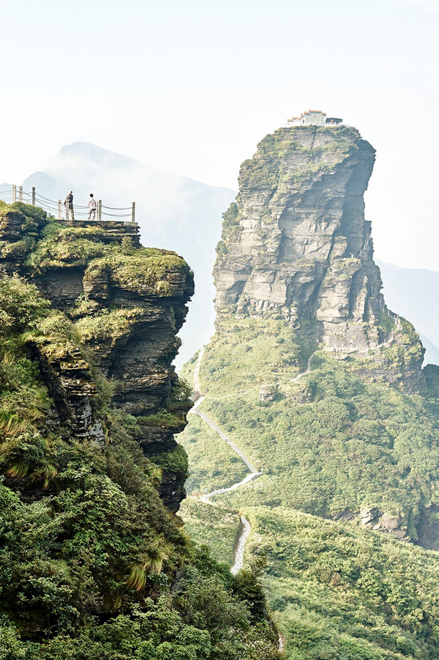 Mount Fanjing, Jiangkou, Guizhou, China