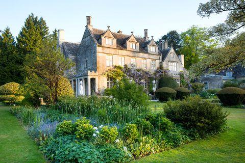 Barnsley House, Cotswolds, Großbritannien