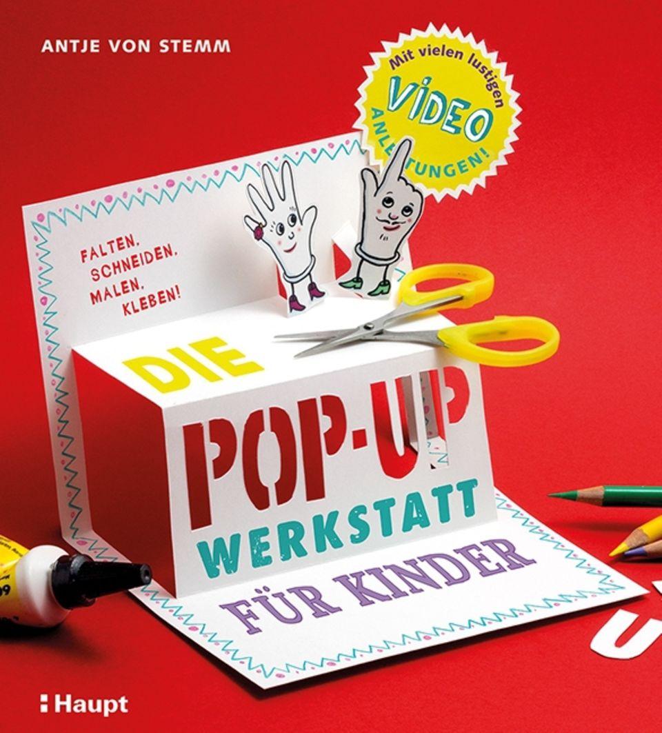 Pop-Up-Werkstatt für Kinder