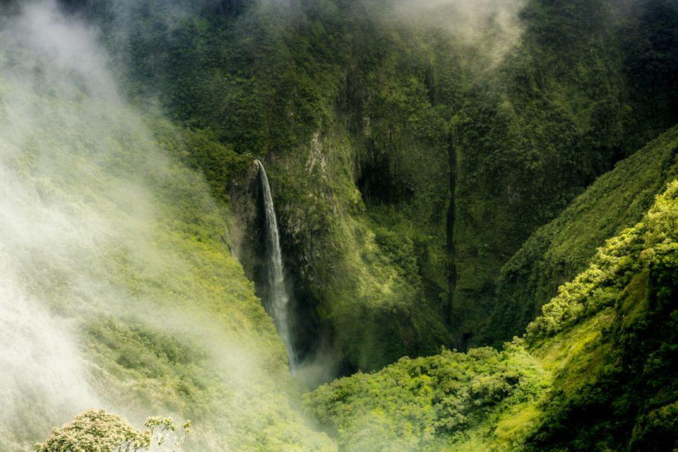 Trou de Fer, La Réunion