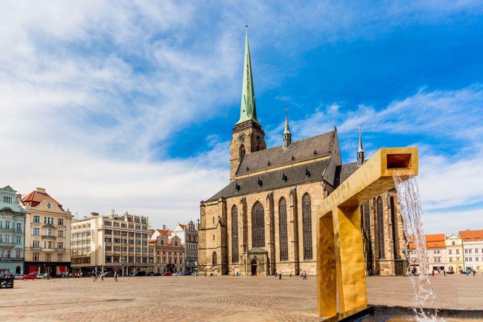 St.-Bartholomäus-Kathedrale, Pilsen