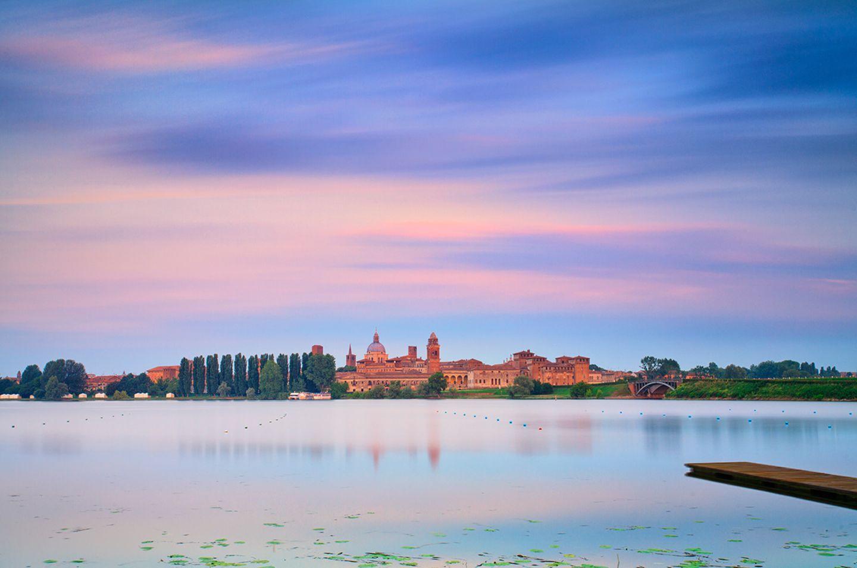 Mantua in Italien
