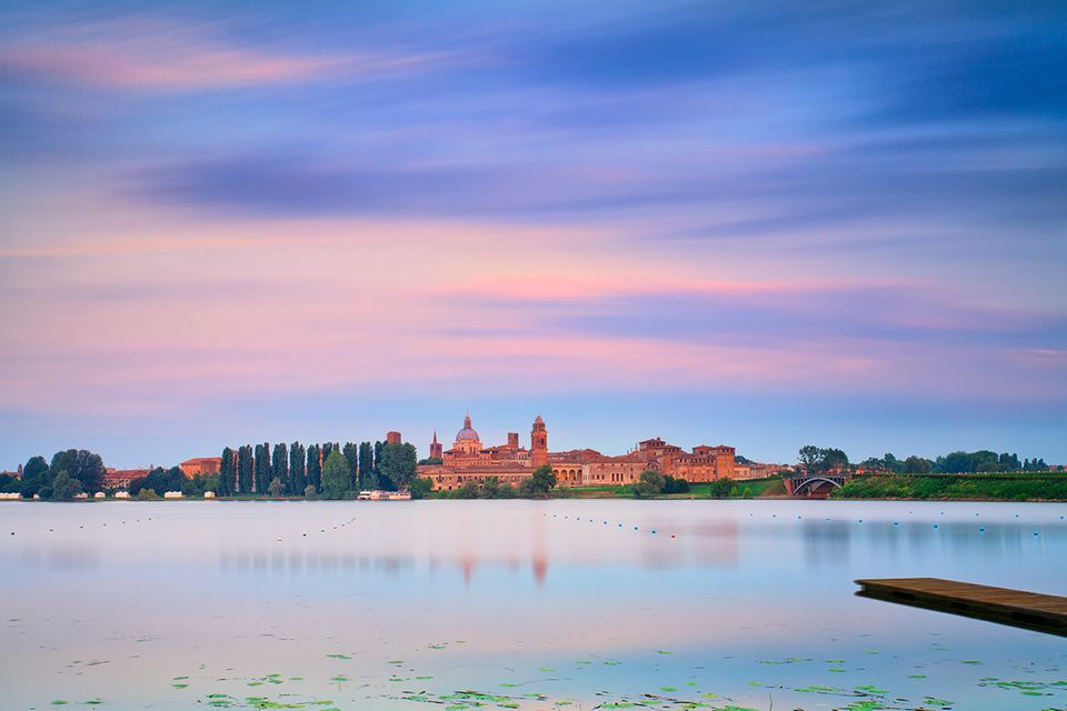 Mantua in Italien