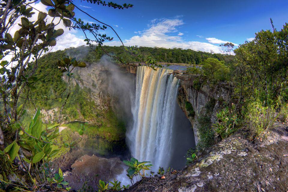Kaieteur-Fälle, Guyana