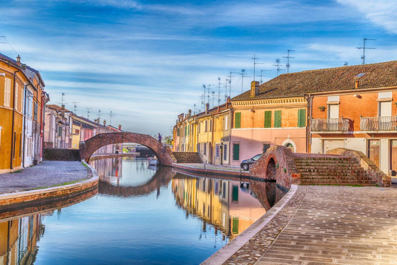 Comacchio, Emilia Romagna