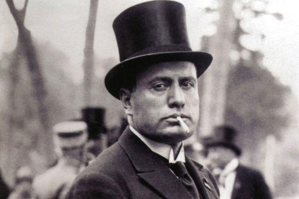 Benito Mussolini: Benito Mussolini (1883-1945)
