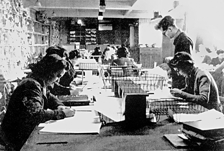 Bletchley Park, Geheimdienst