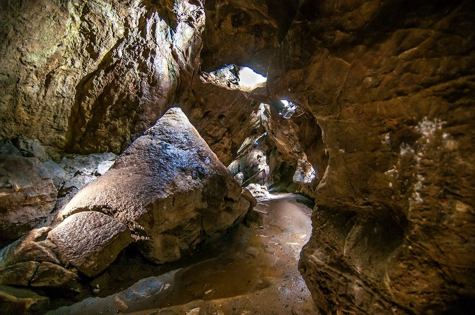 Iberger Tropsteinhöhle