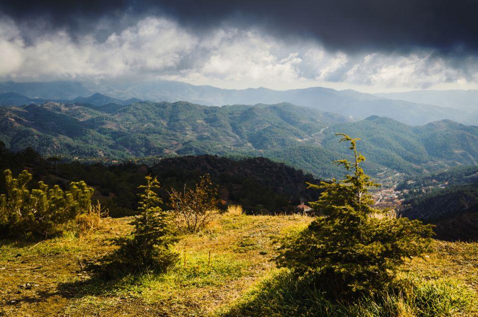 Troodos-Gebirge, Zypern