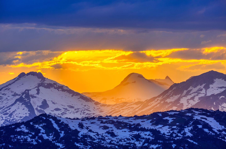 Mt Revelstoke