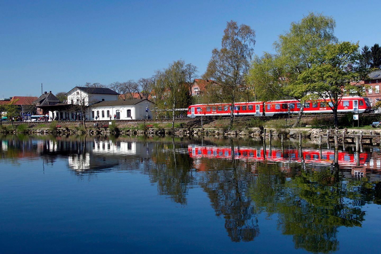 Bahnstrecke Kühl-Lübeck
