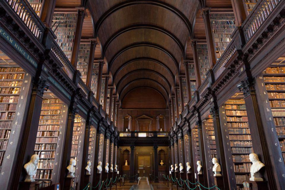 Bibliothek des Trinity Colleges