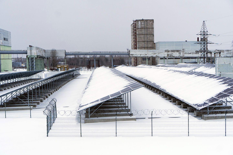 Aus Tschernobyl kommt wieder Strom