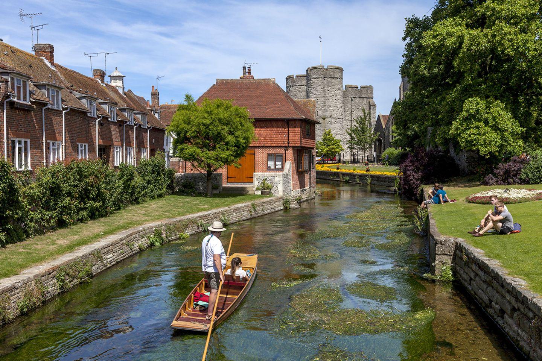 Canterbury, Kent, UK