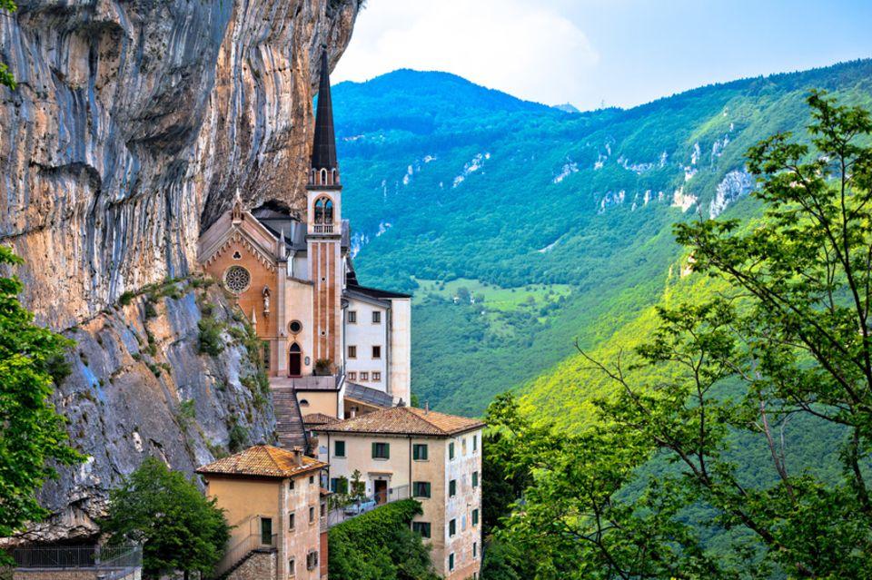 Madonna della Corona, Italien
