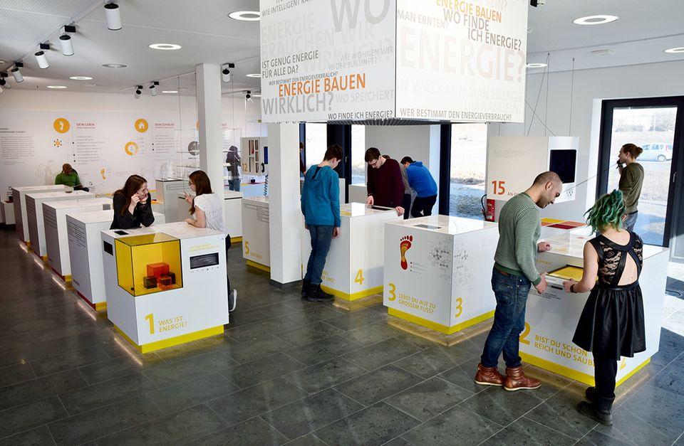 """Tipps: Die große Ausstellung """"Klima-Umwelt-Energie"""" in Würzburg"""