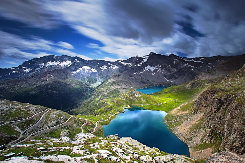 Nationalpark Gran Paradiso, Italien