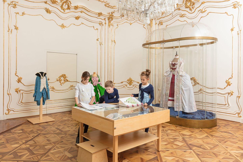 Kindermuseum Schloss Schönbrunn