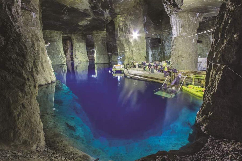 The Mine at Bonne Terre
