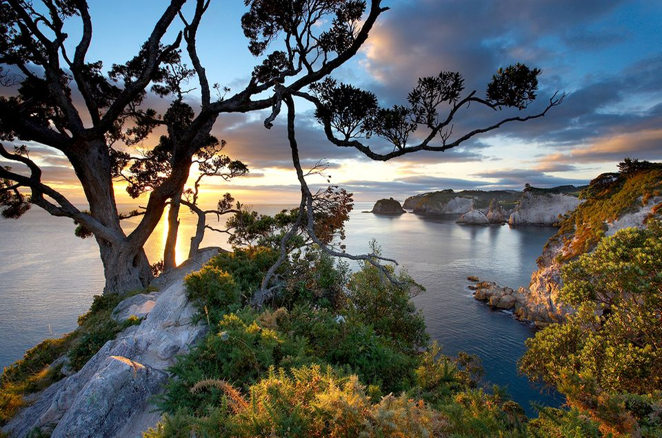 Te Pare Point, Neuseeland