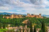 Granada, Alhmabra