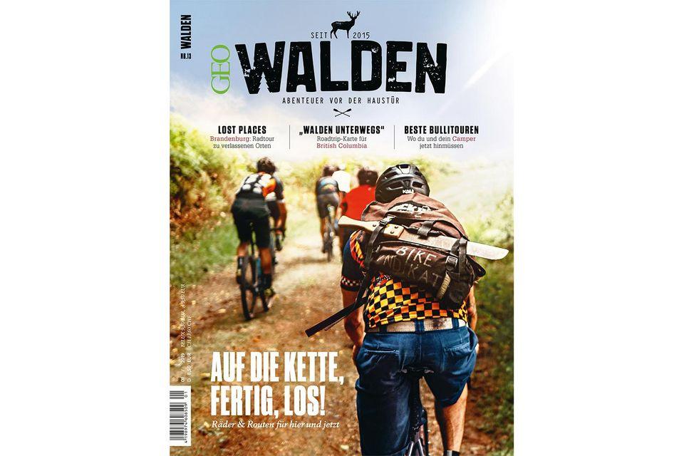 WALDEN Nr. 01/2019: WALDEN Nr. 01/2019 - Auf die Kette, fertig los!
