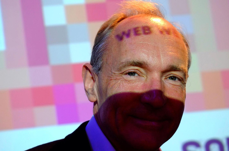 Tim Berners-Lee, Erfinder des www