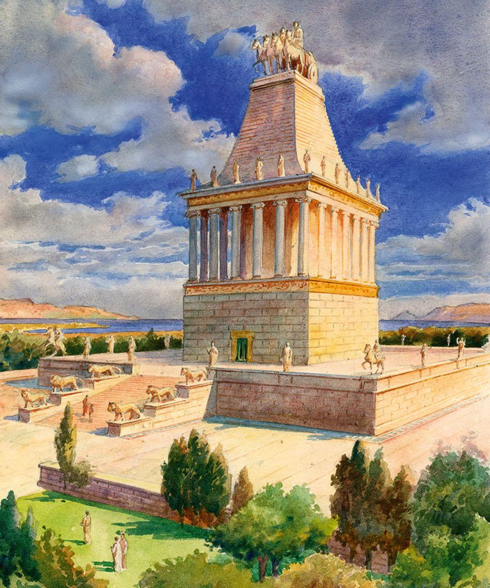 Mausoleum von Halikarnassos