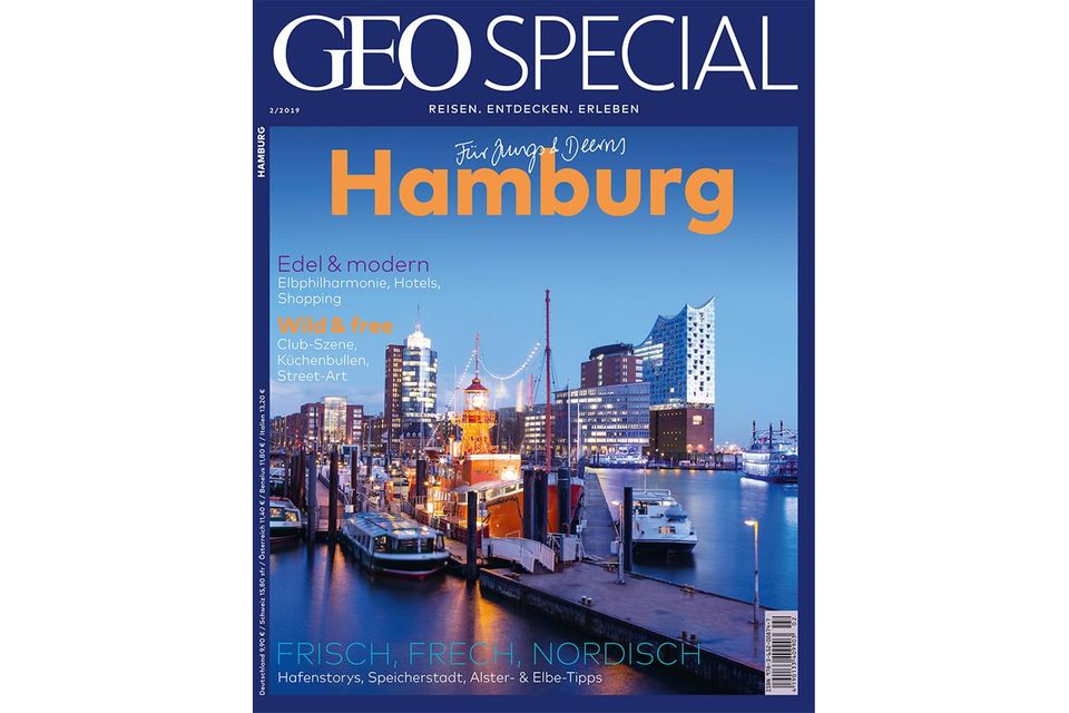 GEO Special - Hamburg