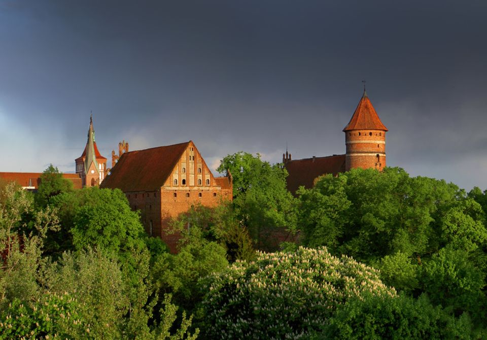 Olsztyn, Masuren, Polen
