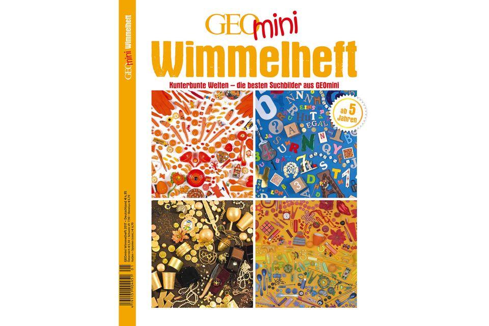 Geomini Wimmelheft
