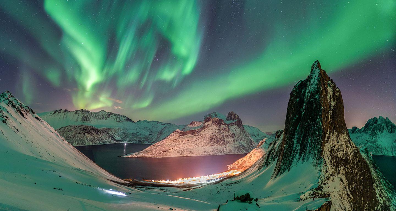 Segla, Norwegen