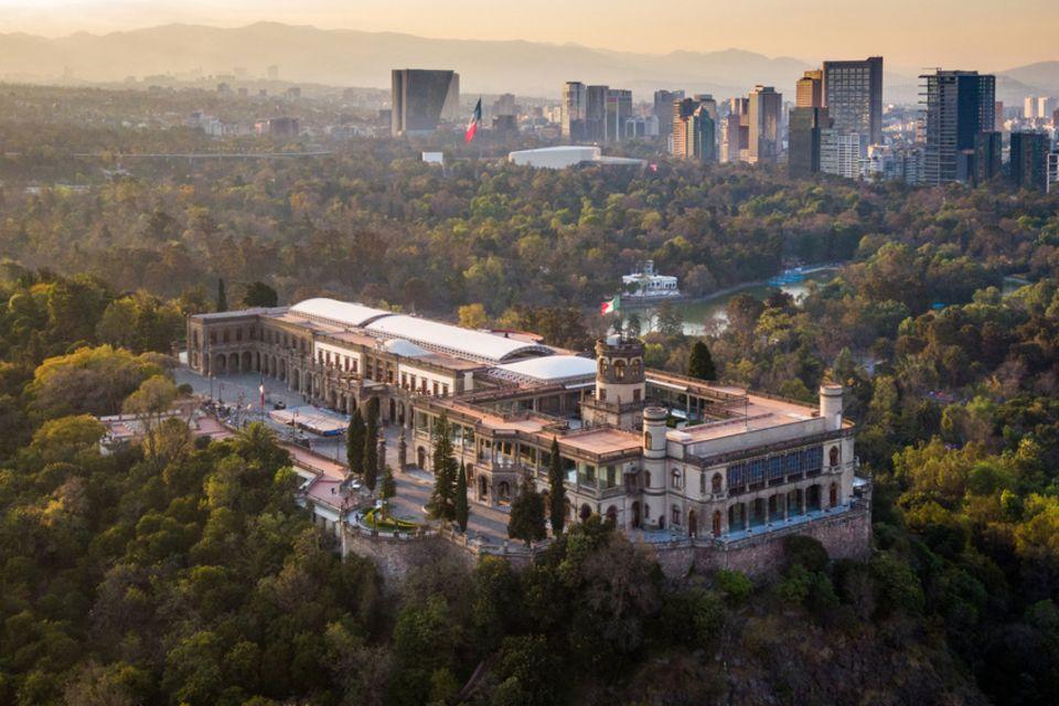 Chapultepec Mexiko-Stadt