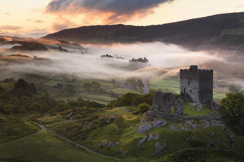 Snowdonia-Nationalpark, Dolwyddelan Castle