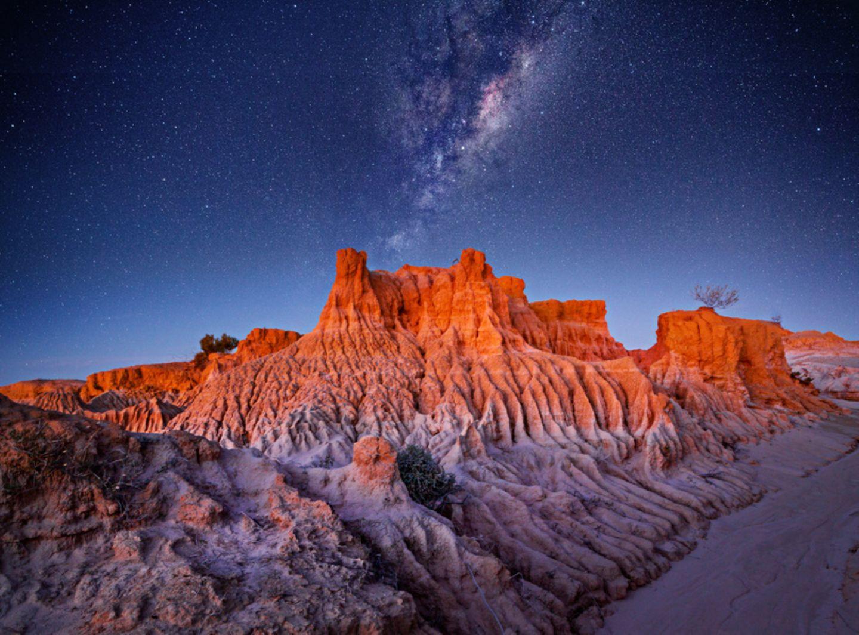 Mungo National Park, Australien
