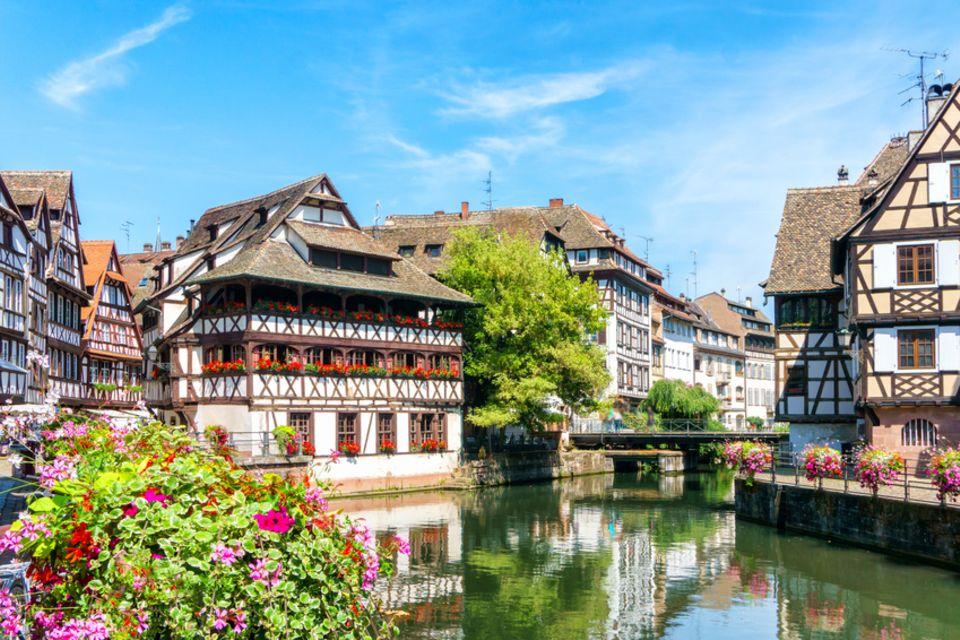 Grande Île, Straßburg