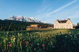 Das Kranzbach, Unterkünfte in Bayern