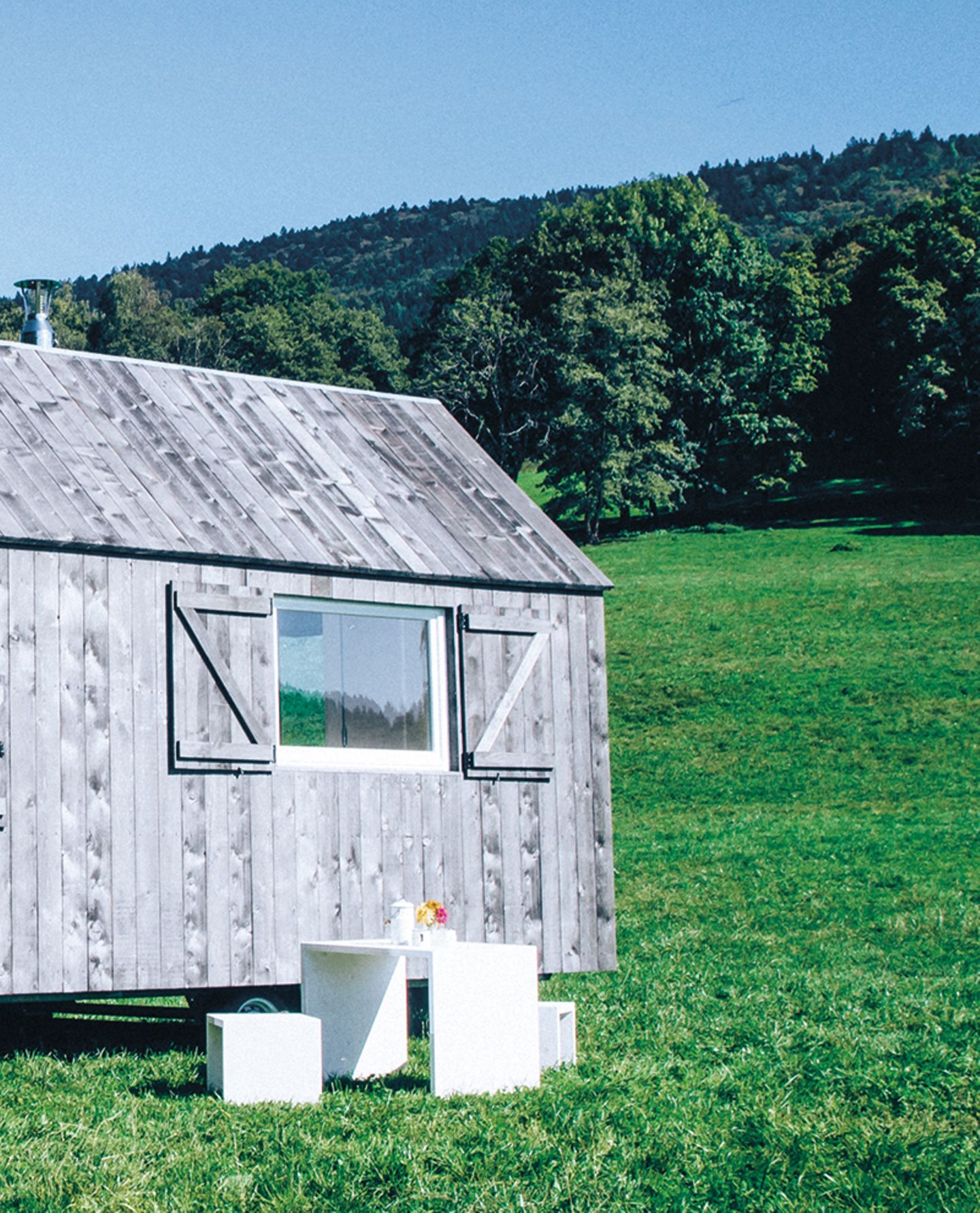 Wildberghof Buchet, Unterkünfte in Bayern