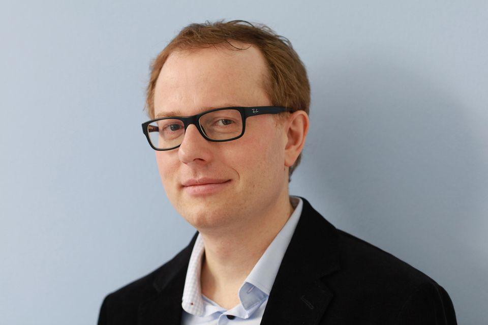 André Schulze-Wethmar, Jurist beim Europäischen Verbraucherzentrum Deutschland