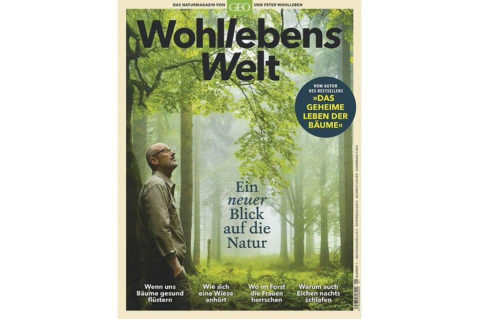 Wohllebens Welt: Wohllebens Welt 01/2019