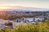 Blick vom Gianicolo Hügel, Rom, Italien