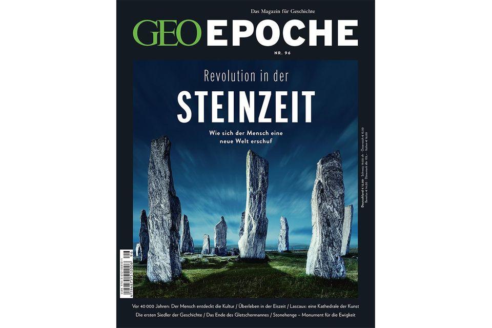 GEO Epoche - Steinzeit