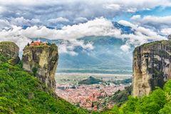 Kalambaka, Griechenland