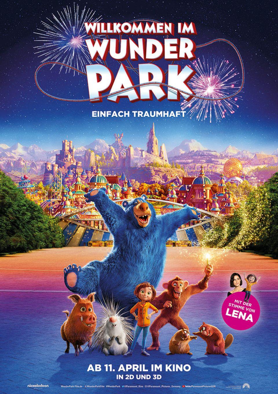Kinotipp: Willkommen im Wunder Park!
