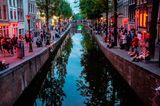 Rotlichtviertel, Amsterdam