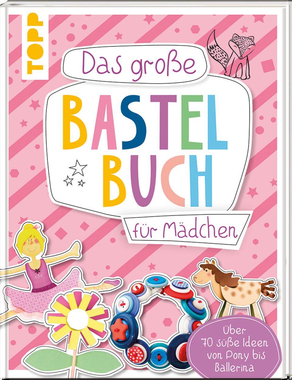 Bastelbuch für Mädchen