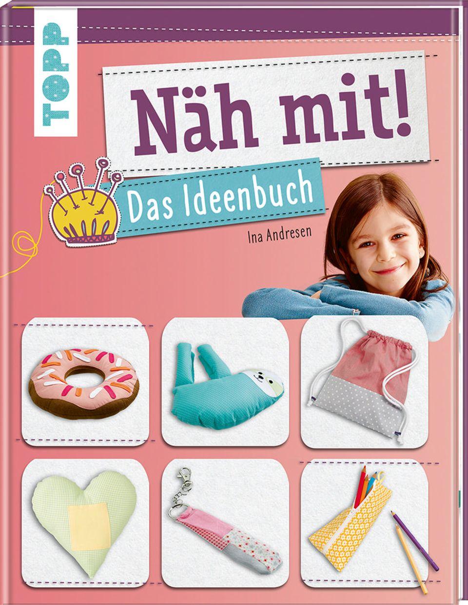 Nähbuch für Kinder