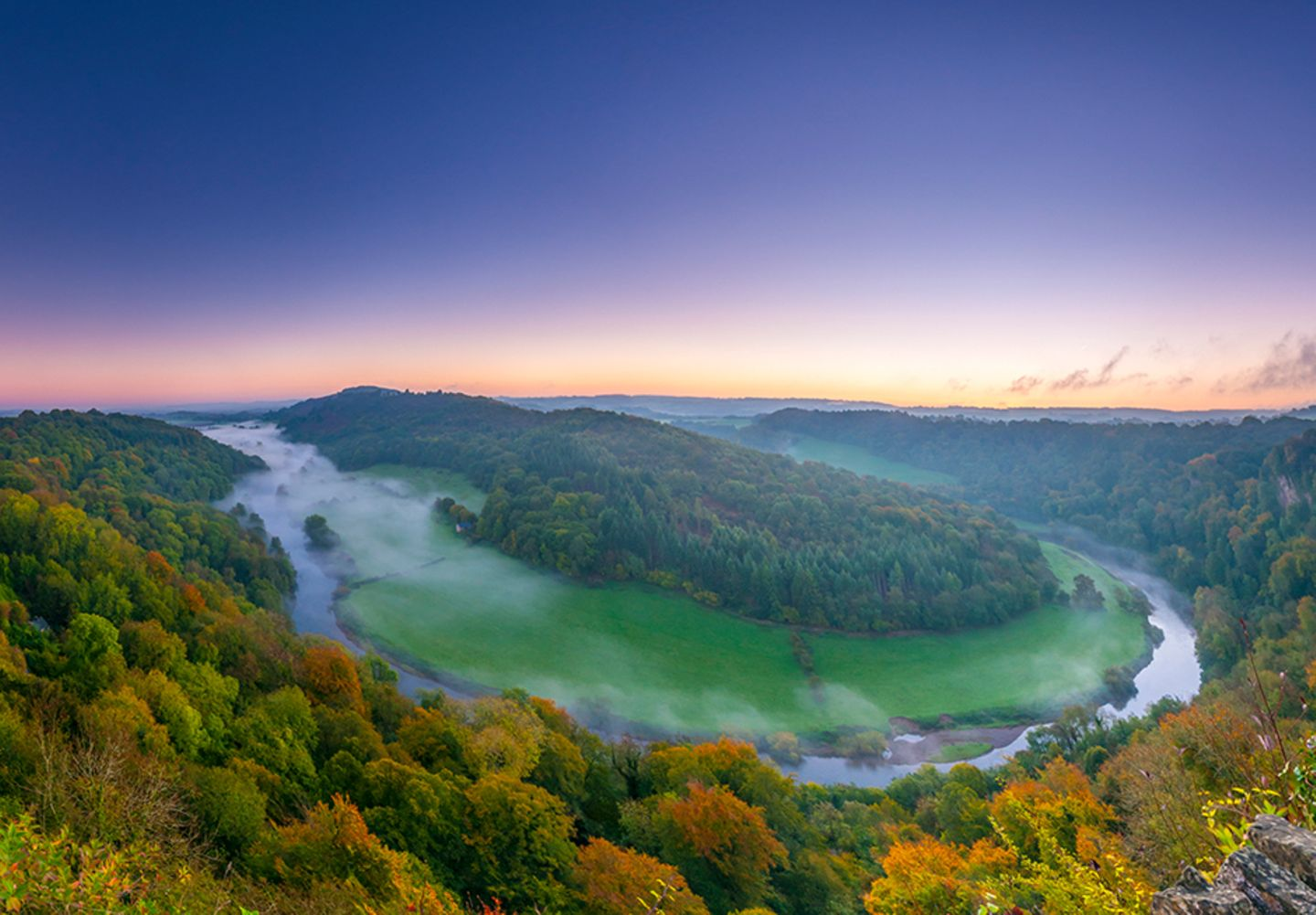Wye Valley, Wales/Engalnd