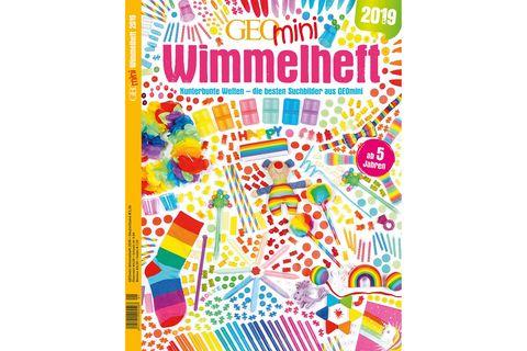GEOmini Wimmelheft 2019