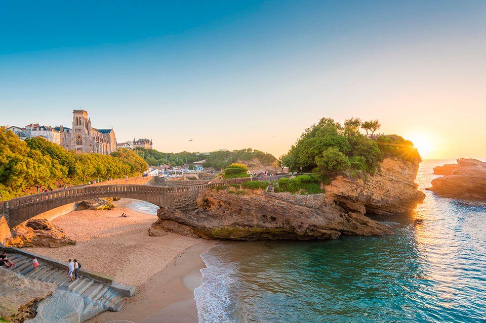 Biarritz, Frankreich